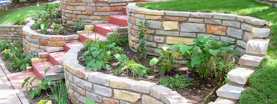 Retaining Walls Photo