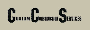 Custom Construction Services Logo